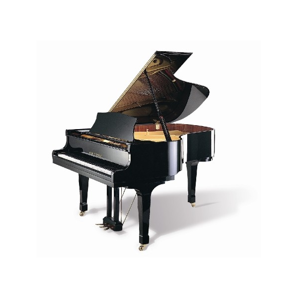 Piano quart de queue   14 990 € T.T.C. Steinberg P-165 cm noir verni