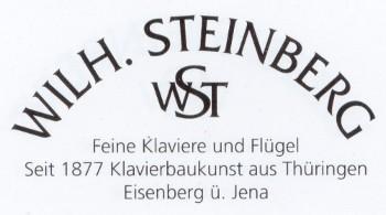 Le Piano droit Steinberg modèle P-121 a obtenu le Diapason d'or pour ses qualités musicales, le son, le toucher, les nuances, les pédales et la finition