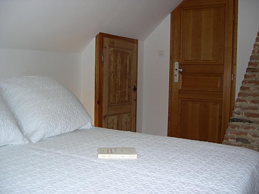 chambre 1er  étage Gîte la Mare au Coq