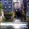 Pont-Audemer dans l'Eure à 10mn près du gite en Normandie