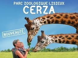 Parc zoologique Cerza proche de Lisieux
