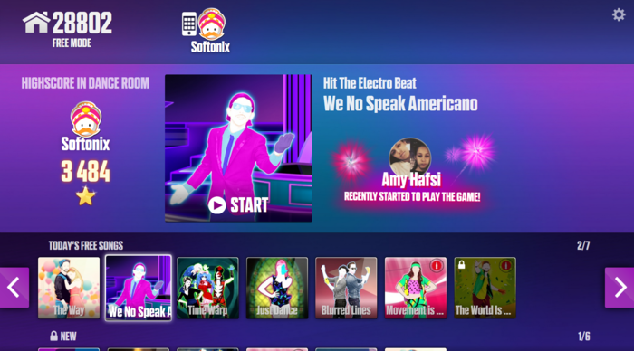 Just Dance Now - Site de katialuthi !