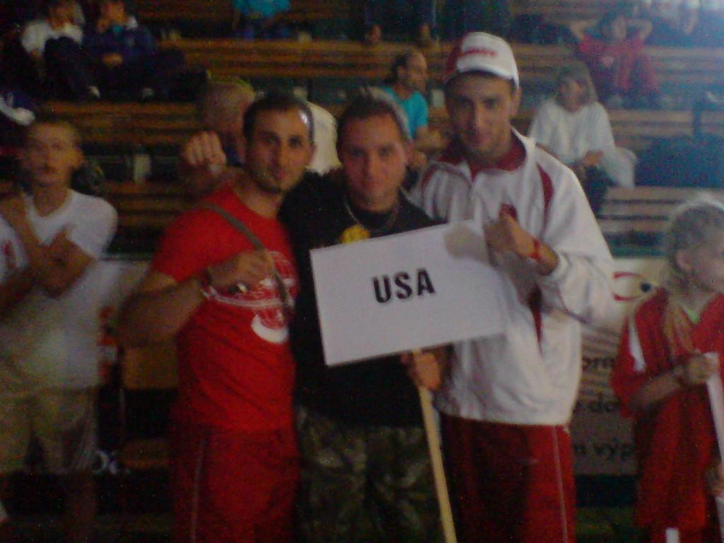 ISKA WM 2008 Kayhan Gülmez Team Jade Krieger Mannheim
