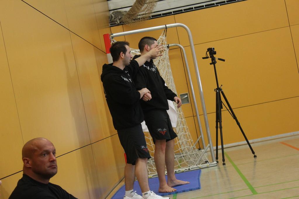 Team Jade Krieger Mannheim Omnis Fight Gym