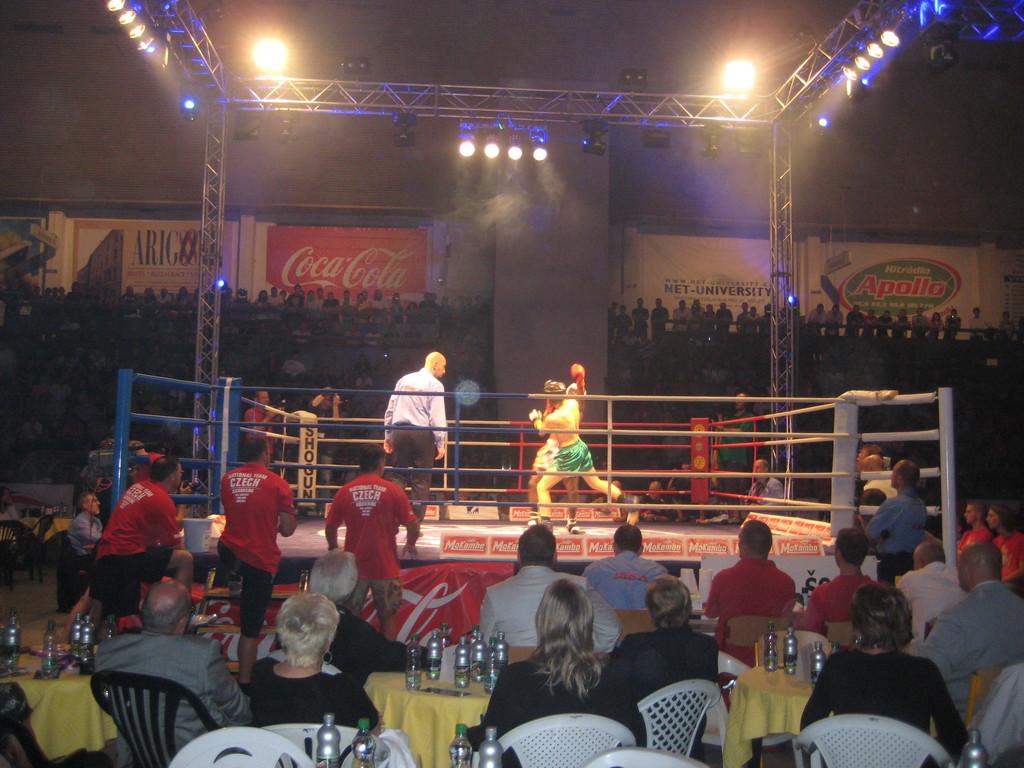 Kickboxen ISKA WM 2008 Kayhan Gülmez Team Jade Krieger Mannheim
