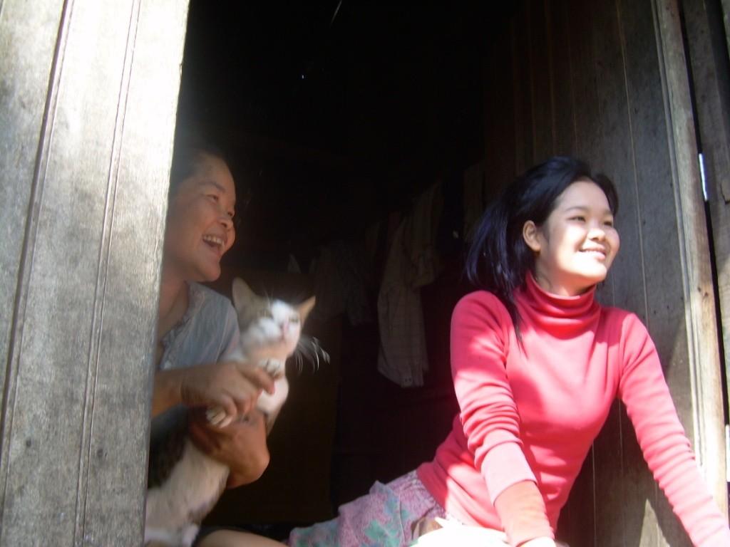 Smiles - Laos 2009