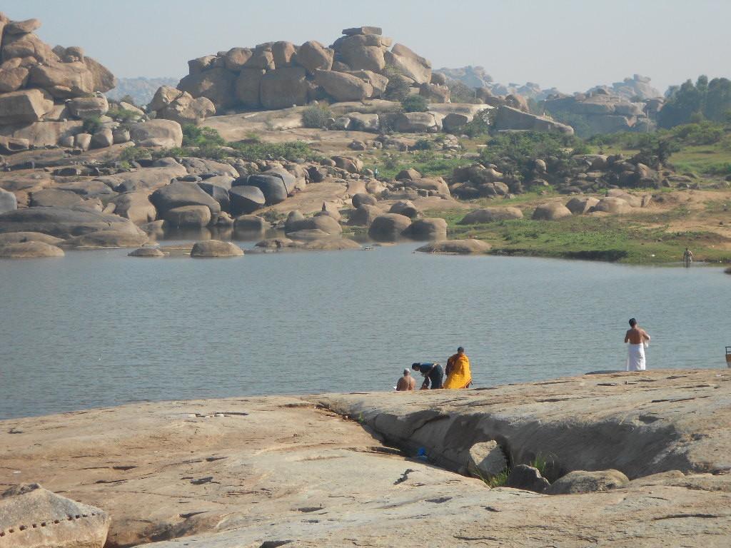 Stones - Hampi - Inde 2014