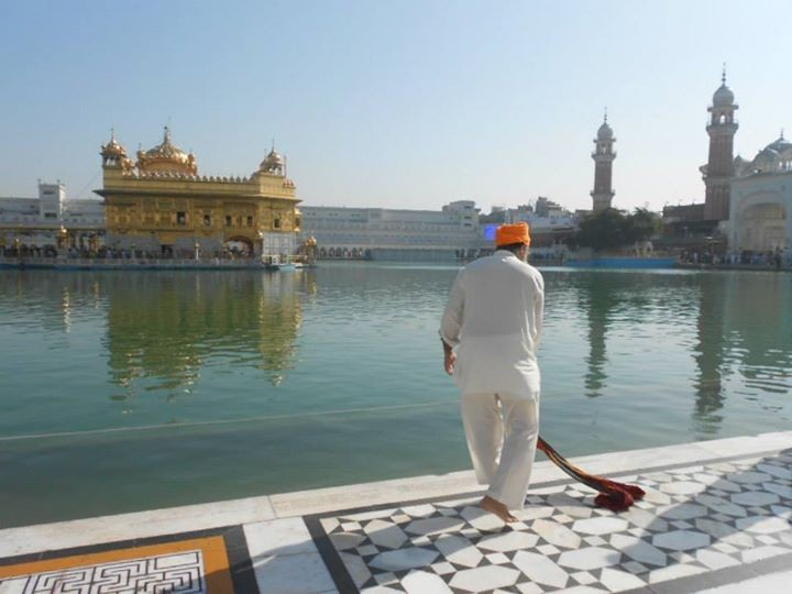 Golden temple - Amritsar - Inde 2014
