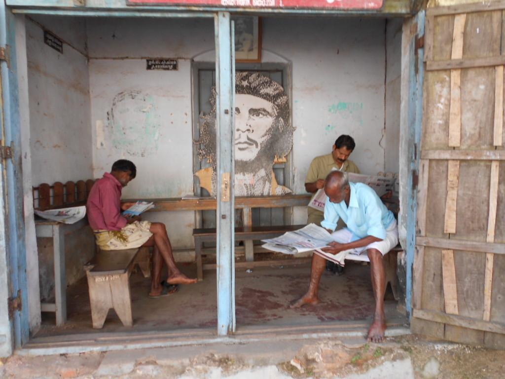 Che - Cochin - Inde 2015