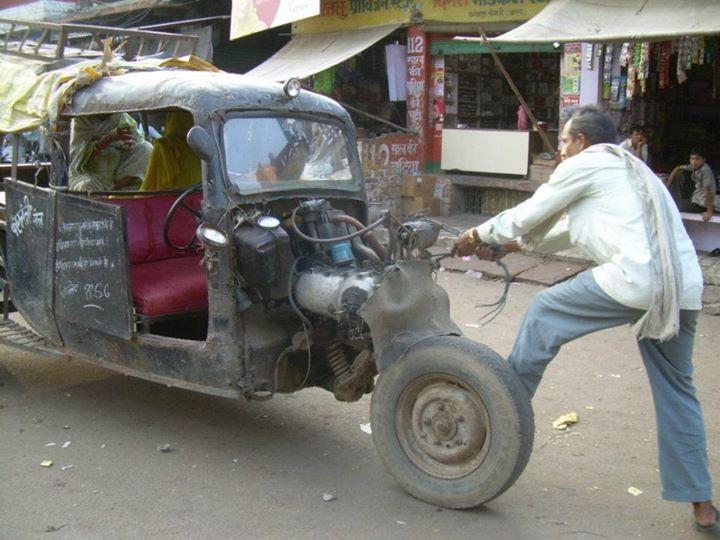 Moteur - Inde 2012