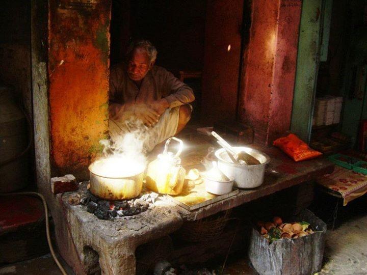 Tchaï - Benares - Inde 2011