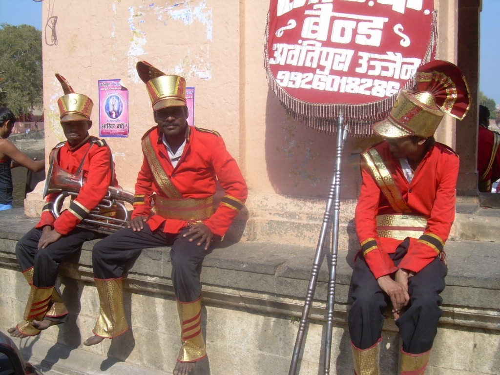 Zicos break - Ujjain - Inde 2012