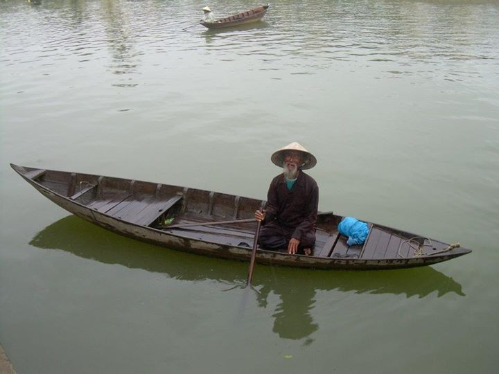 Barque - Hoian - Vietnam 2009