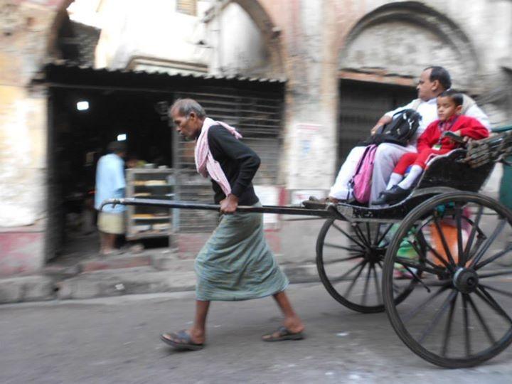 Horseman - Kolkota - Inde 2014