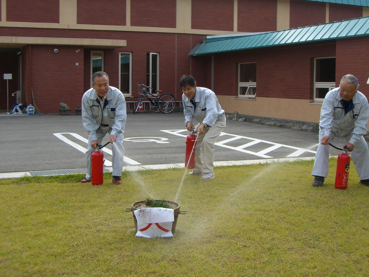 2013 消防訓練