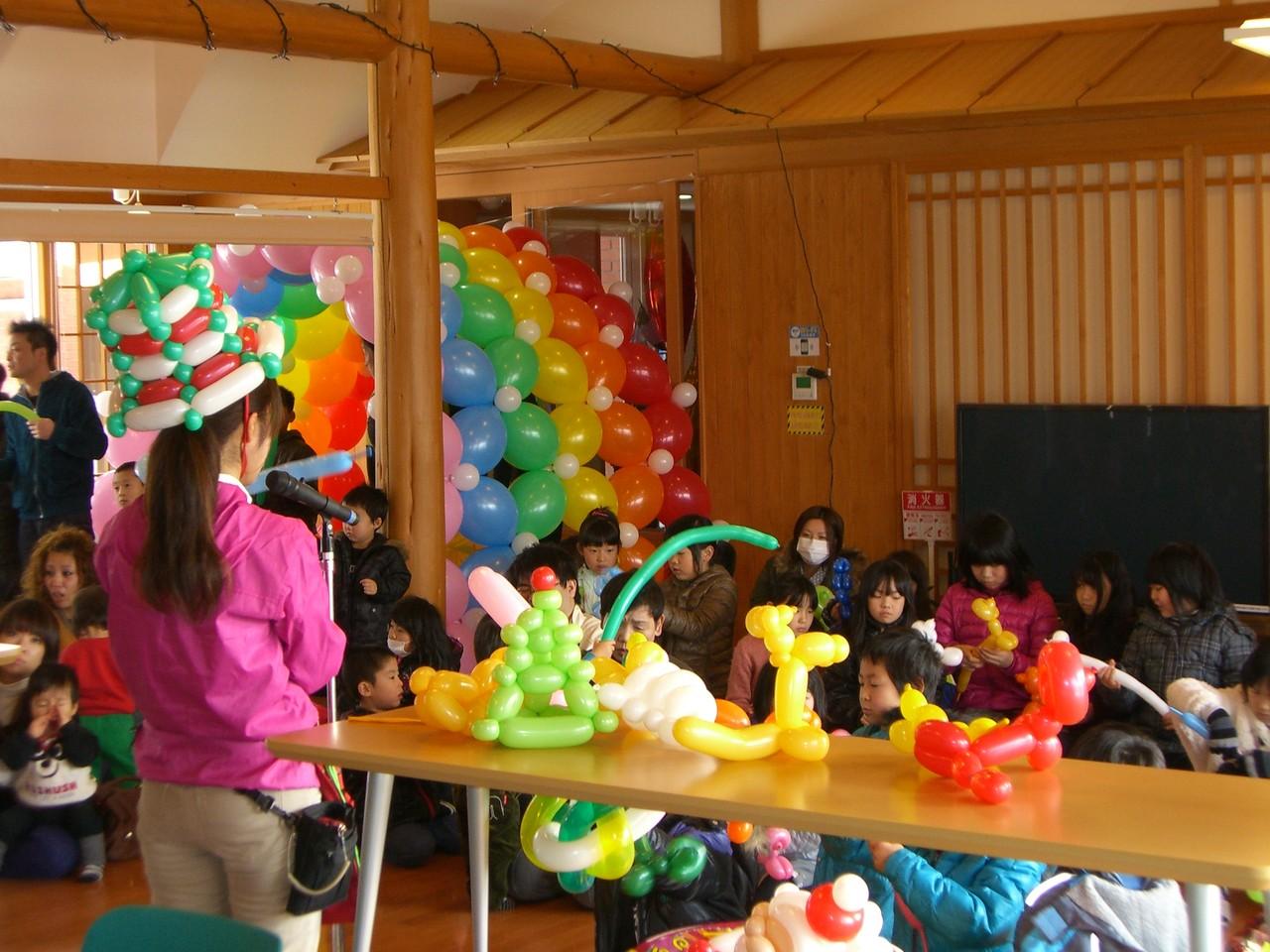 クリスマス会 2012
