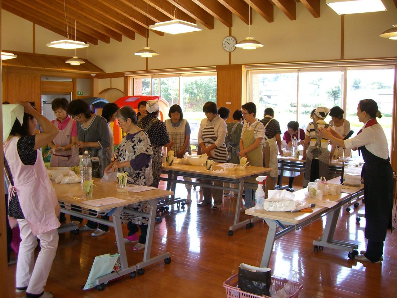 2013 磐梯町ヒューマン美塾 2