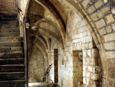 Souterrain prison de Saint-quentin