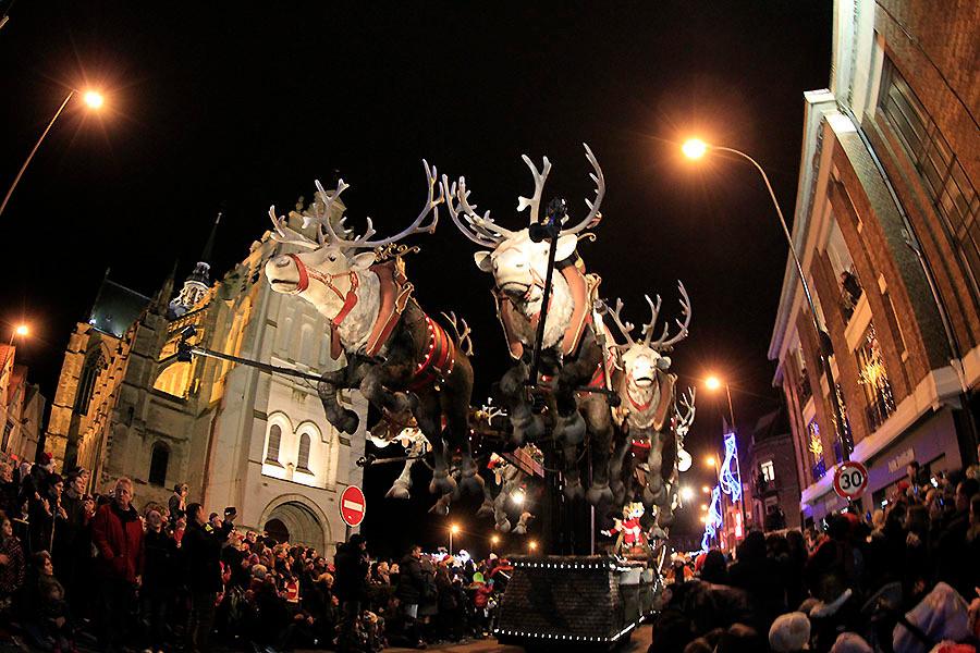 Parade de Noël Saint-Quentin
