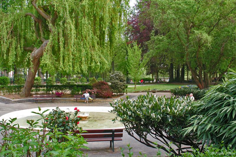 Parc des Champs Elysées de Saint Quentin