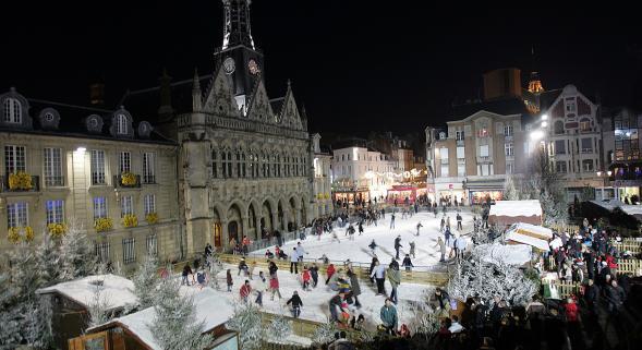 Village de Noêl Saint Quentin