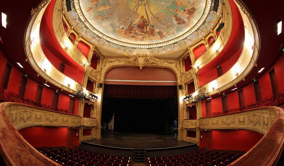 Théâtre Jean Vilar Saint Quentin