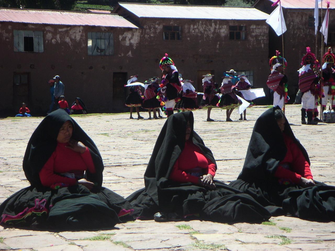 Bolivien, Titicacca