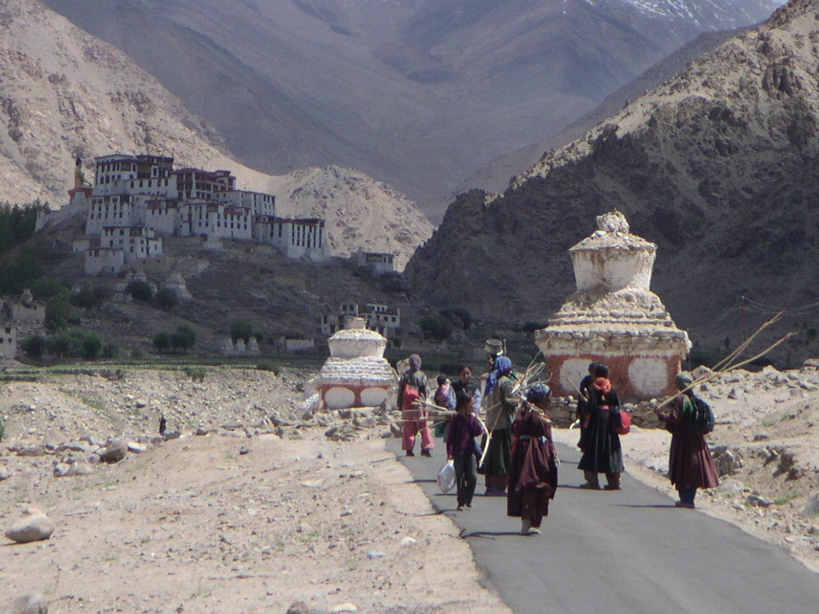 Ladakh, Kloster