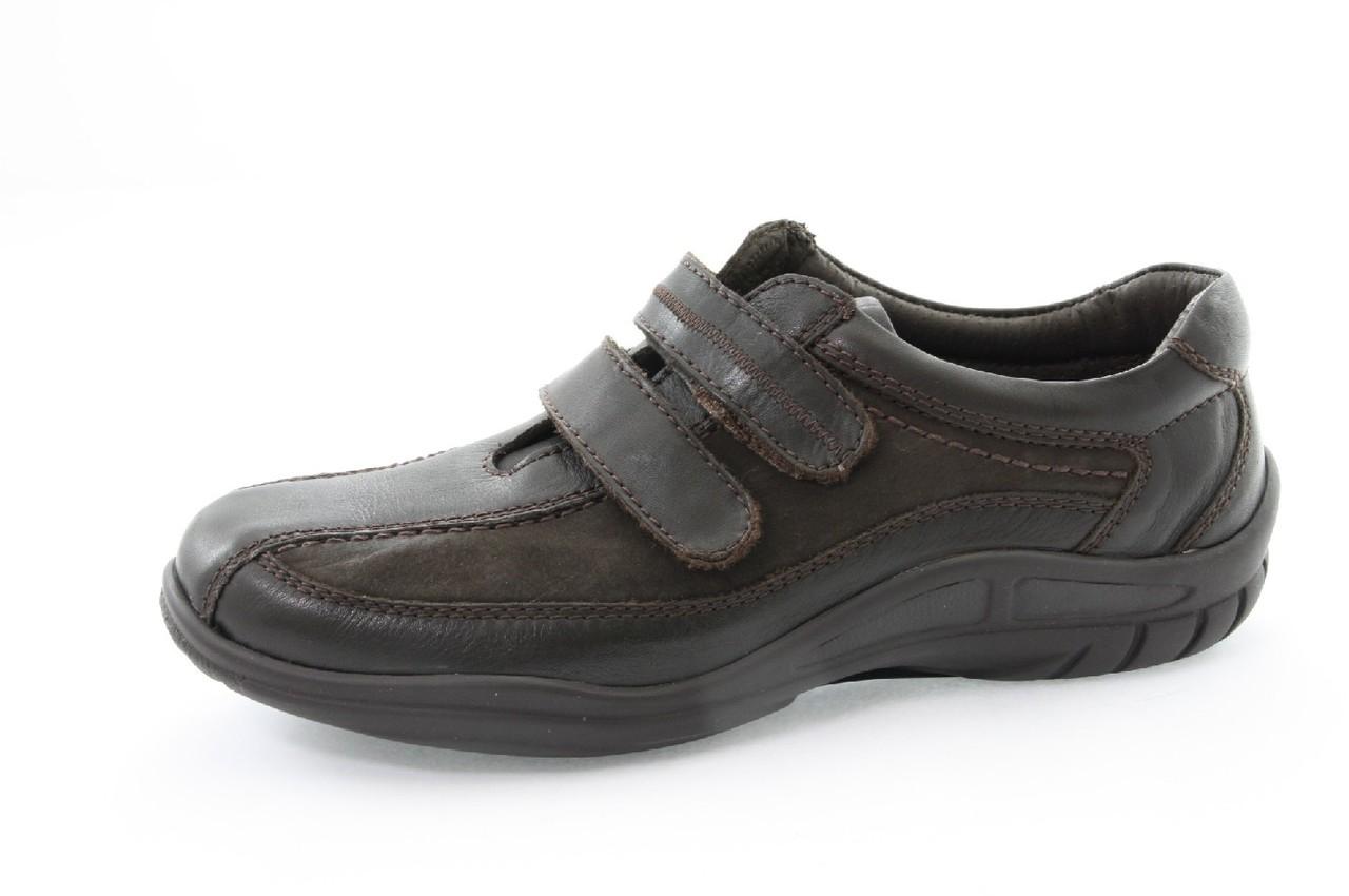 am besten authentisch Rabatt UK Verfügbarkeit Halbschuhe mit Klett / Schuhe günstig