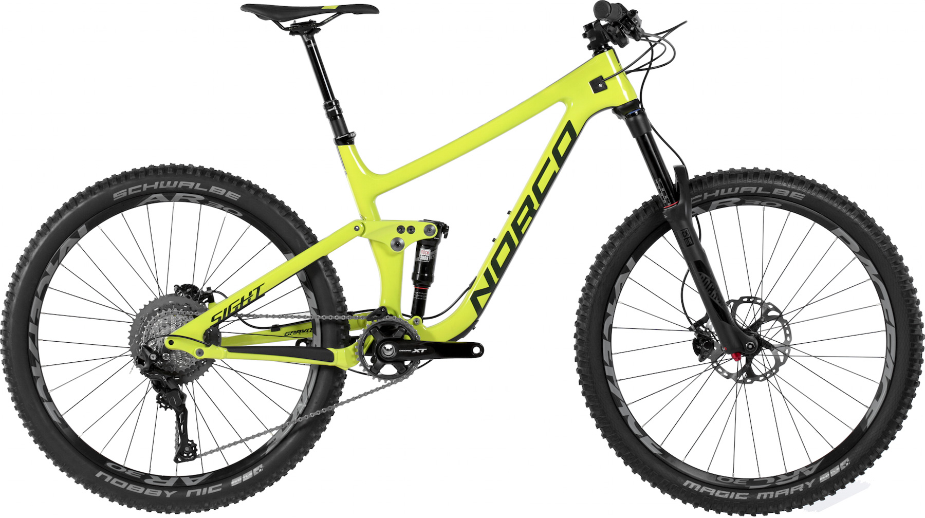 Norco Sight C7.2 CHF 5399.00
