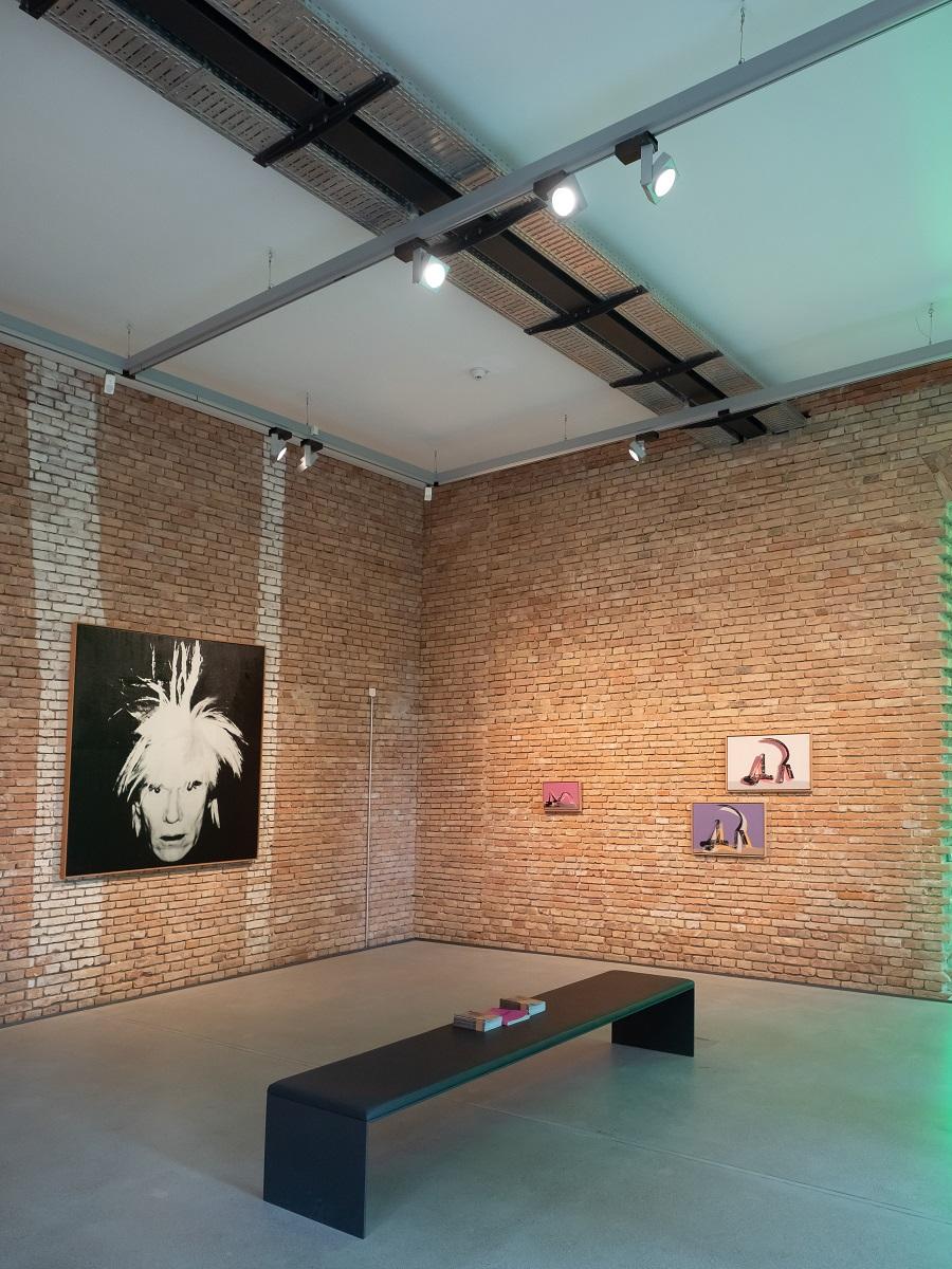 Werke des großen Andy Warhol