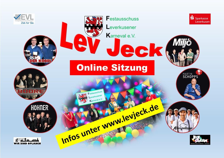 Erste Leverkusener Online-Sitzung
