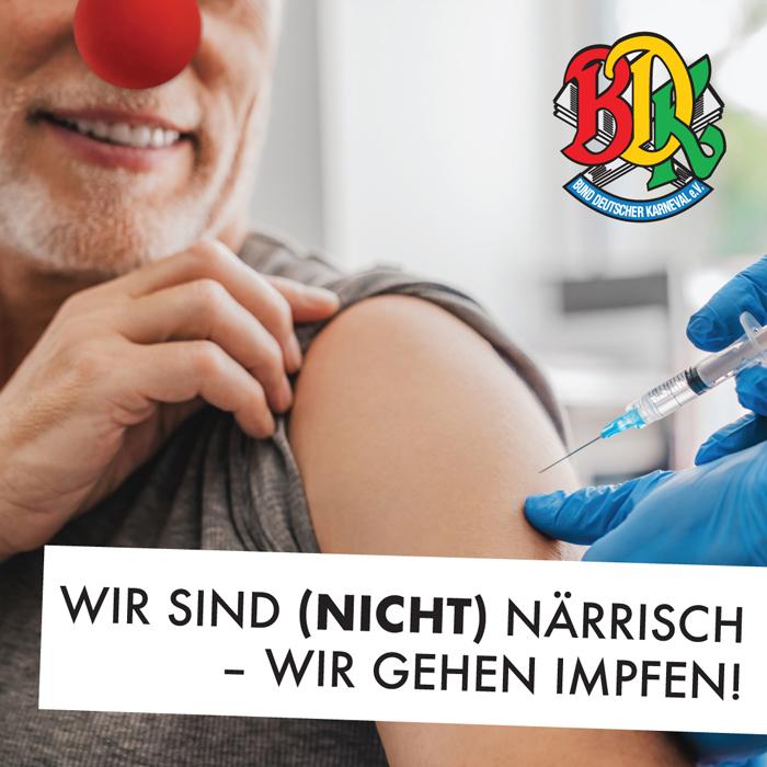 Bund Deutscher Karneval startet bundesweite Aktion