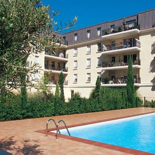 <h3>Résidence Clos Margaux</h3> Bordeaux Ravezie
