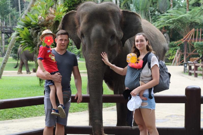 Abenteuer Elternzeit auf Bali