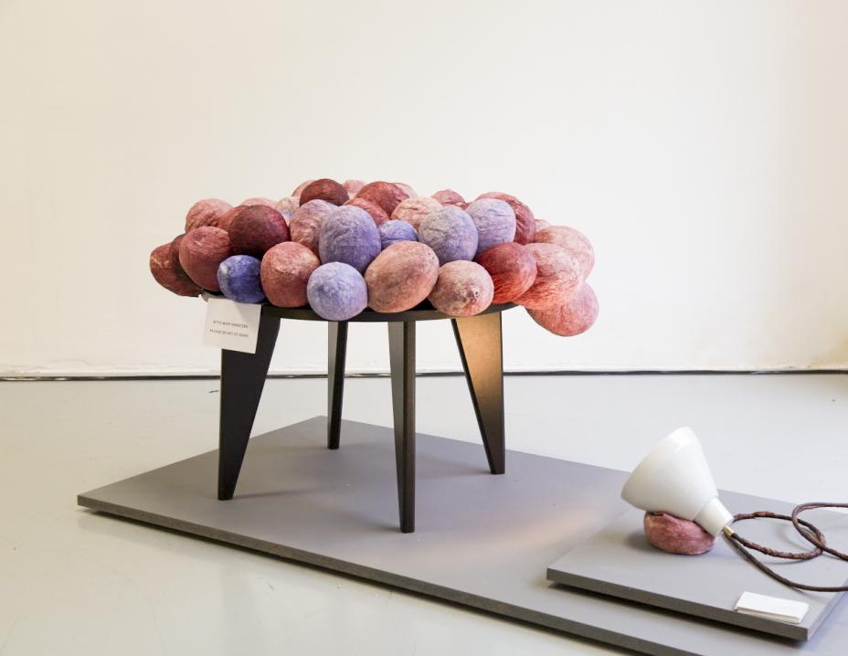 Vienna Design Week, pig bladders