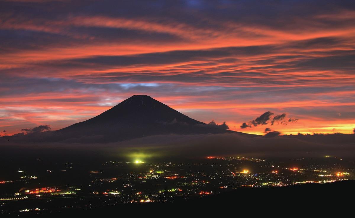 山開きにむけ、富士山の山小屋も着々と感染症対策準備中です!