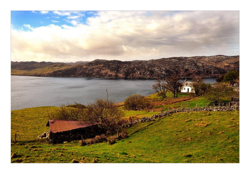 Loch Inchard / Kinlochbervie
