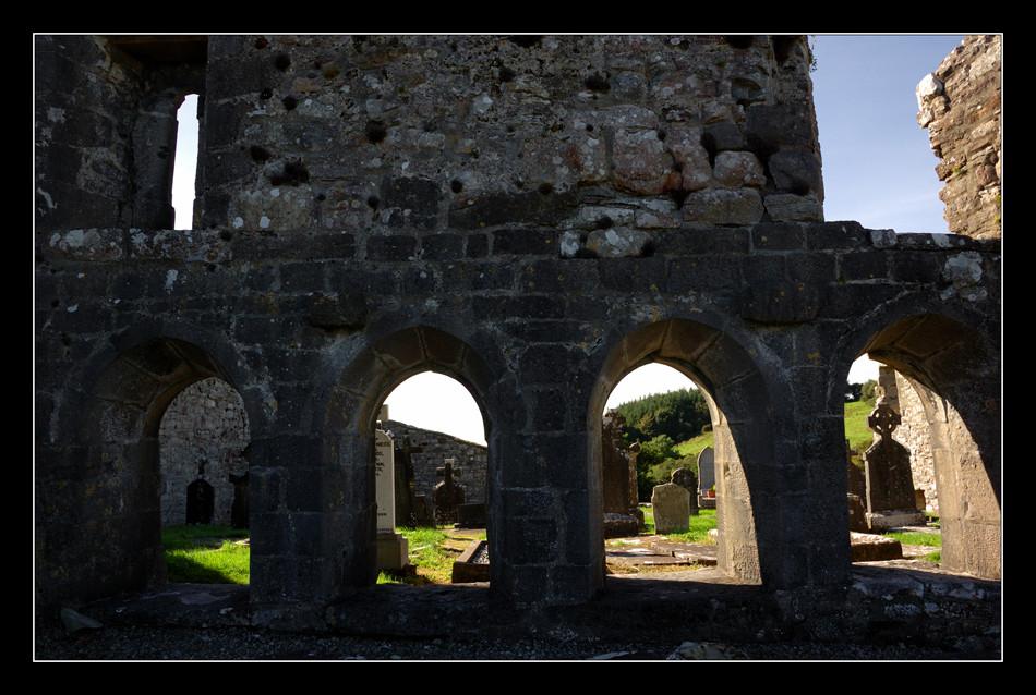 Burrishoole Abbey / County Mayo VI