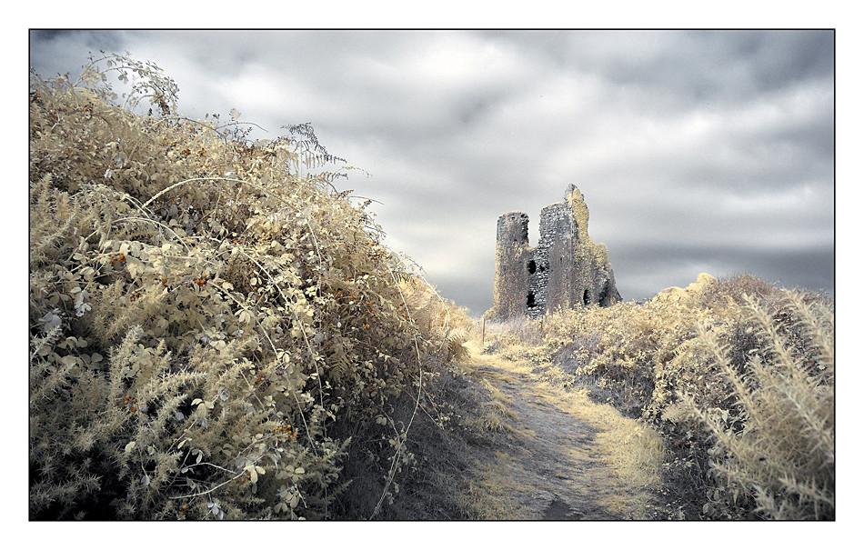 Old Castle / Waterford II (Infrarot)