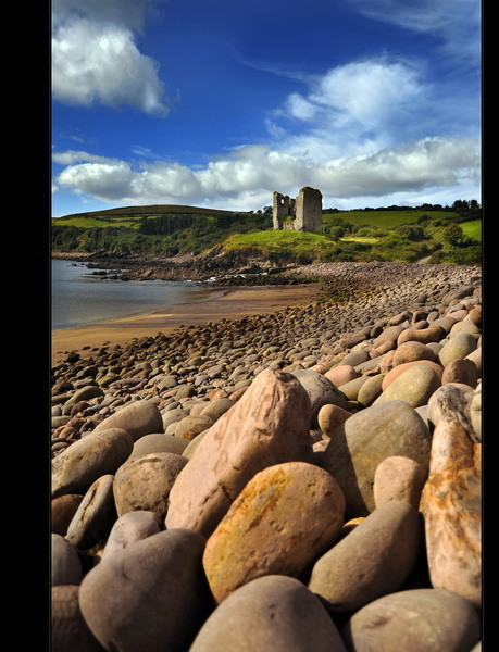 Minard Castle, Dingle Peninsula, Co. Kerry II