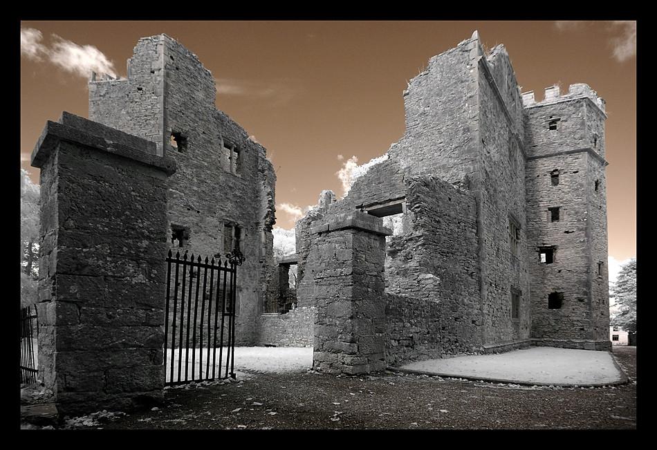 Mallow Castle IV (Infrarot)