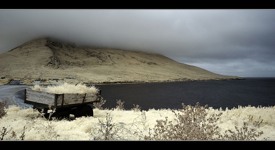Achill Island / County Mayo III (Infrarot)