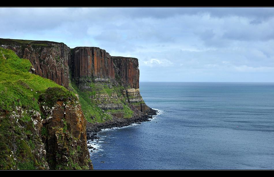 Kilt Rock Viewpoint / Isle of Skye