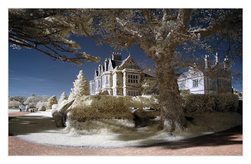 Muckross House II (Infrarot)