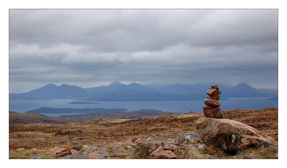 Applecross Pass IV