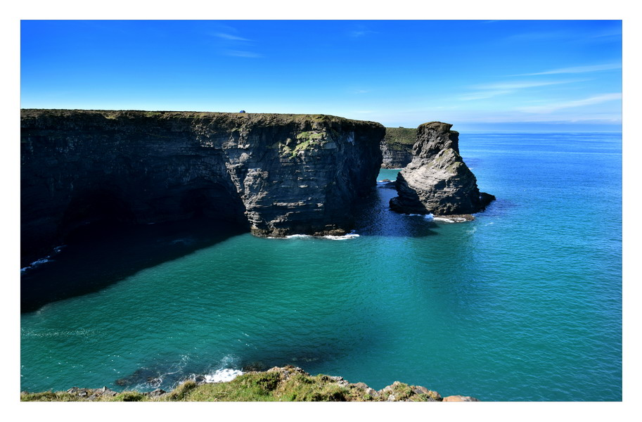 Cliffs of Kilkee V