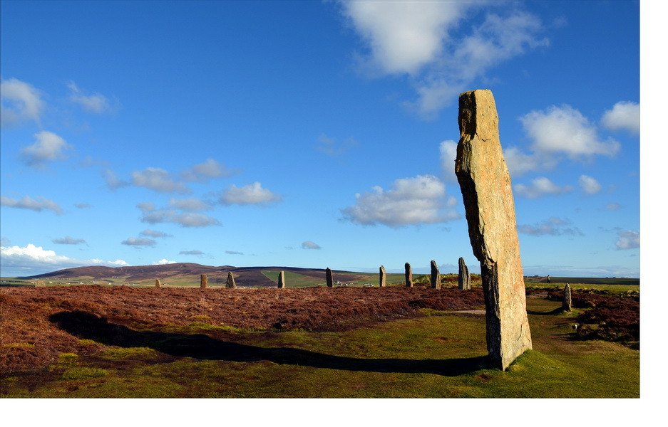 Ring Of Brodgar / Mainland, Orkney VIII