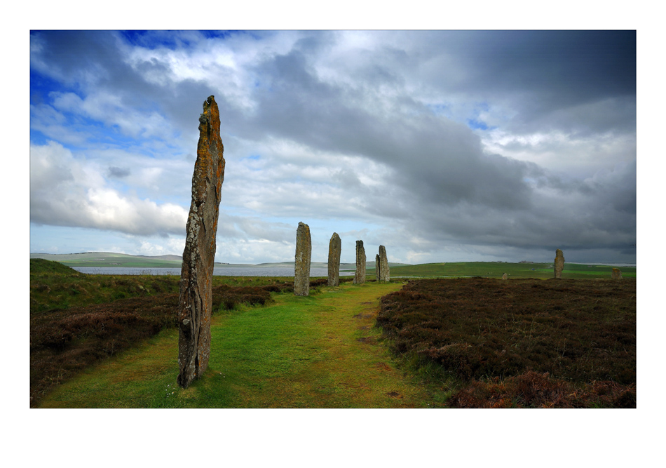 Orkney Island / Ring of Brodgar
