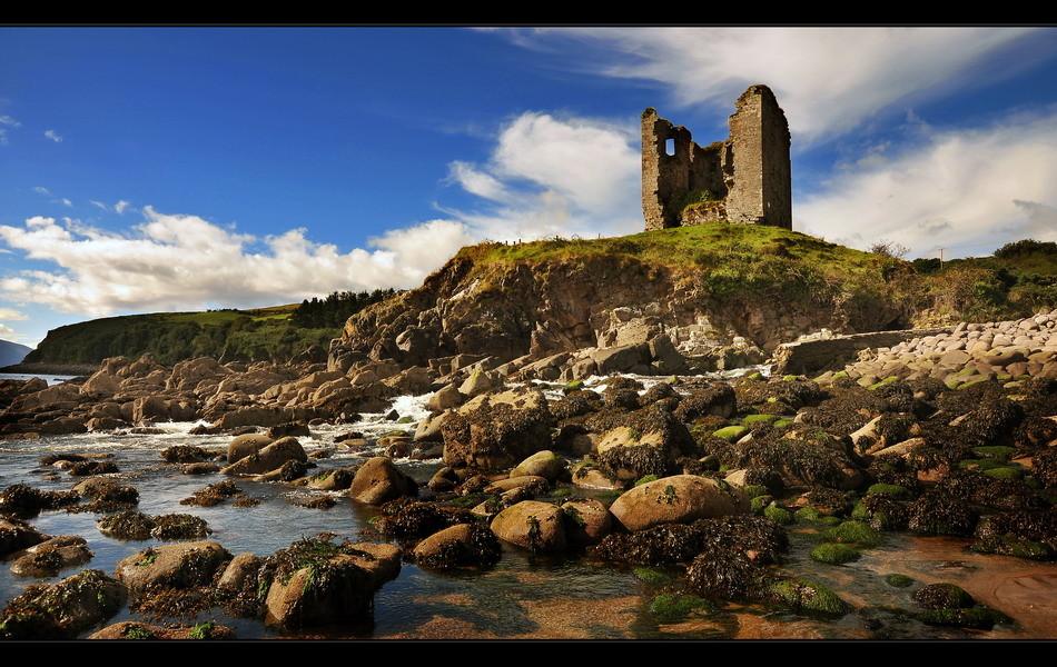 Minard Castle, Dingle Peninsula, Co. Kerry VI
